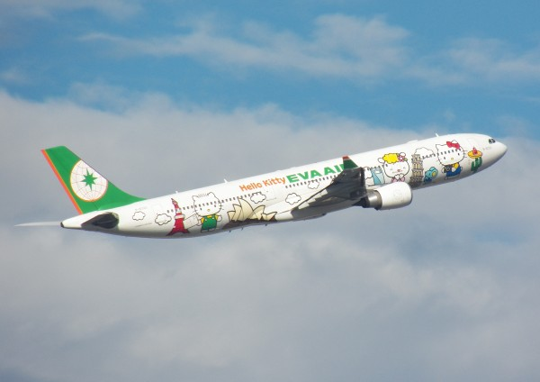 ve may bay eva air
