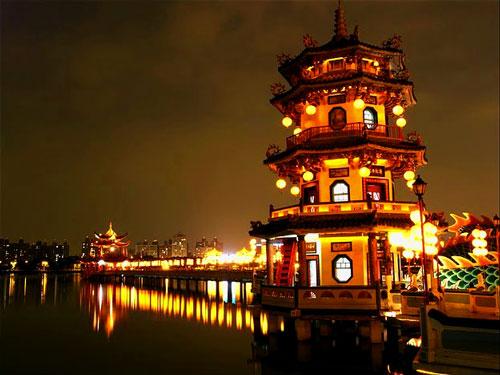 Điểm du lịch thú vị tại Cao Hùng