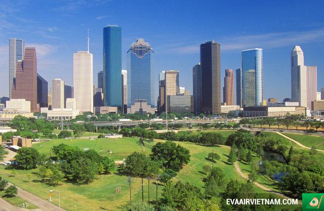 Vé máy bay giá rẻ nhất đi Houston, Mỹ