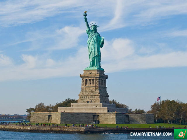 Ve may bay tu TPHCM di New York