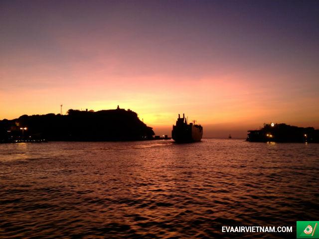 Vé máy bay từ Hà Nội đi Cao Hùng hãng EVA Air