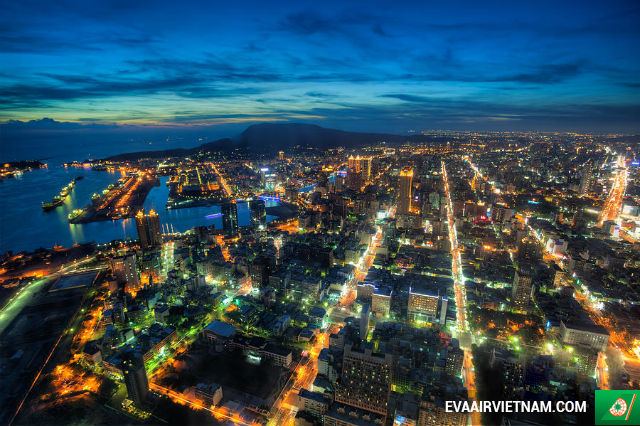 Đặt mua vé máy bay đi Cao Hùng giá rẻ nhất tại Vietnam Booking