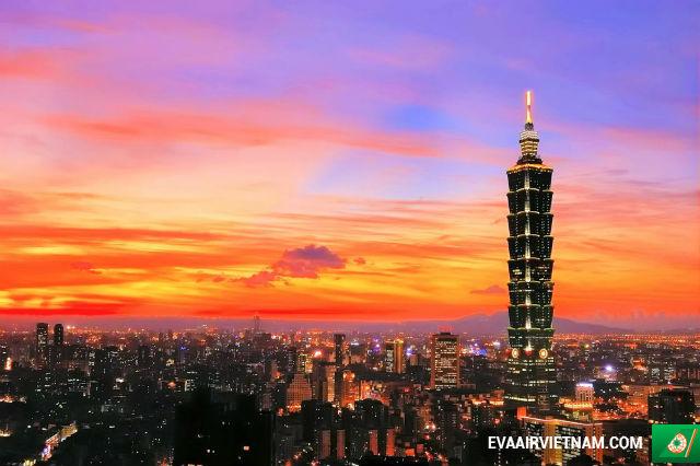 Vé máy bay giá rẻ nhất đi Đài Loan