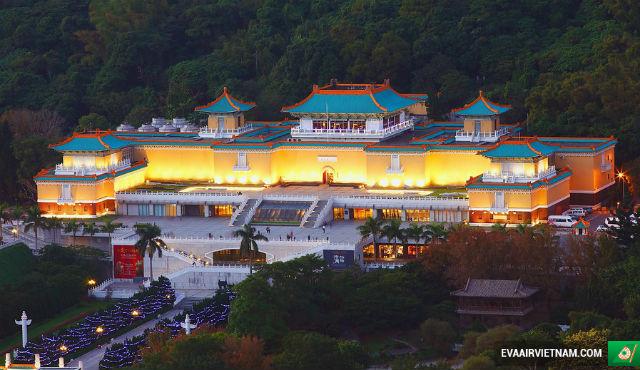 Vé máy bay đi Đài Loan giá rẻ nhất