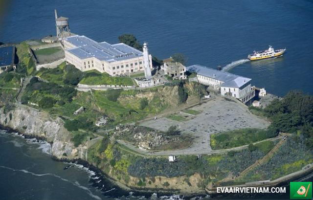 Đặt mua vé máy bay đi San Francisco mới nhất hãng EVA Air