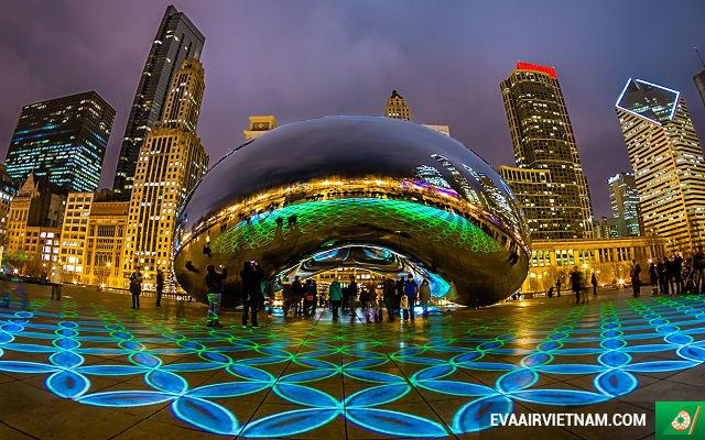Kham pha nhung diem du lich thu vi tai Chicago