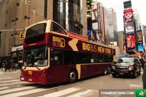 Khám phá New York: Macy, Empire State và Times Square