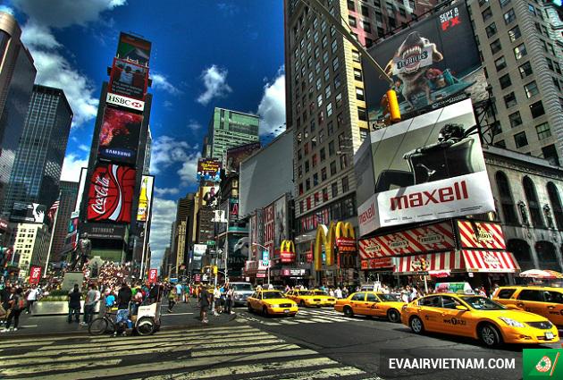 ve may bay gia re nhat di new york