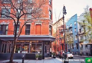 New York, thành phố sôi động và quyến rũ