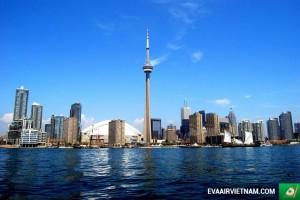 Những điểm du lịch hàng đầu ở Toronto