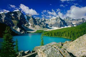 Những địa danh đẹp như tranh ở Canada