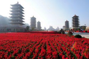 Ghé thăm các ngôi chùa nổi tiếng ở Đài Loan