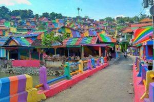 Những ngôi làng du khách ghé thăm nhiều nhất ở Đài Loan