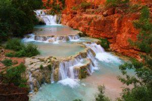 Những thác nước tự nhiên kì vỹ nhất nước Mỹ