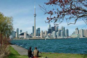 Cảnh sắc Toronto quá các mùa trong năm