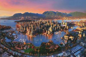 Ngỡ ngàng với điểm đến lãng mạn của Canada