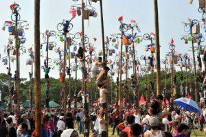 Hòa mình vào các lễ hội truyền thống ở Đài Loan