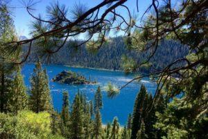Ngỡ ngàng với những hồ nước tuyệt đẹp ở Mỹ