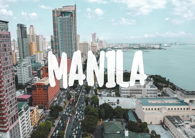đặt Vé máy bay đi Manila