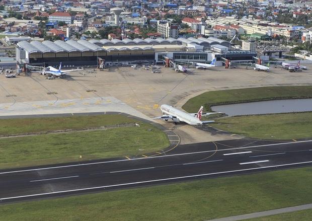 giá Vé máy bay đi Phnom Penh