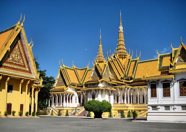 Vé máy bay đi Phnom Penh giá rẻ