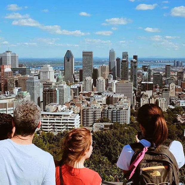 Săn vé máy bay giá rẻ đi Montreal