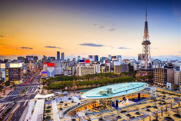Vé máy bay giá rẻ đi Nagoya