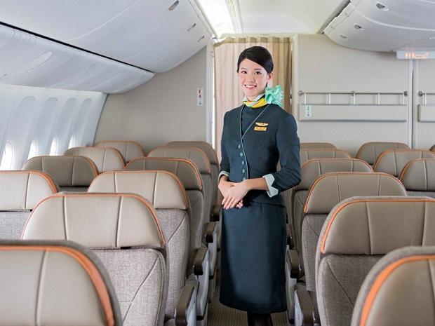 Mua vé máy bay Eva Air khuyến mãi rẻ