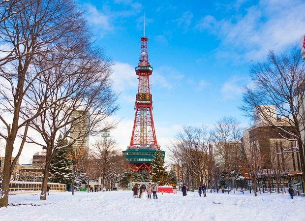Vé máy bay đi Sapporo giá rẻ