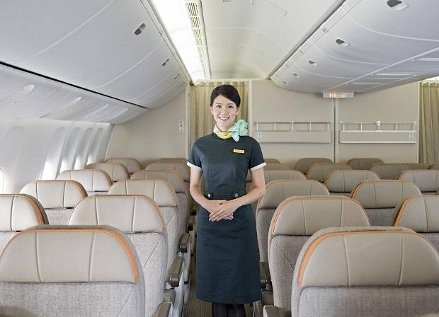 Mua vé máy bay Eva Air