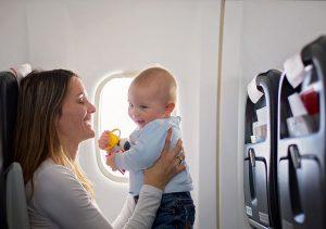 Hỗ trợ đặc biệt trên các chuyến bay của Eva Air