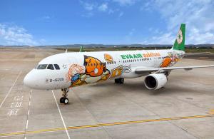 Kinh nghiệm đi máy bay Eva Air chi tiết