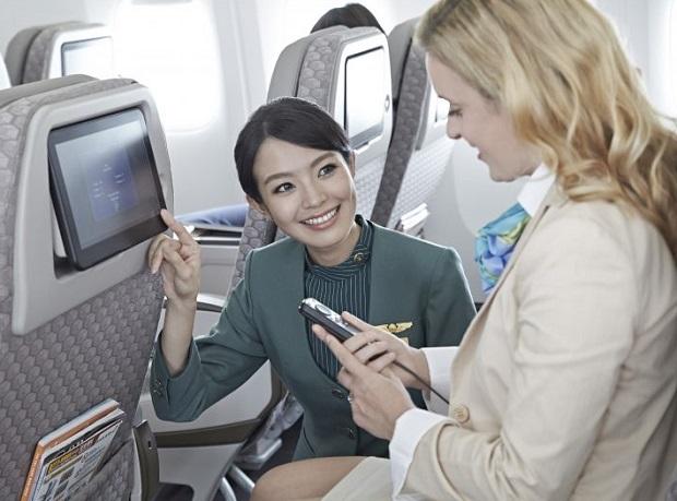 Đặt vé máy bay hãng Eva Air giá rẻ