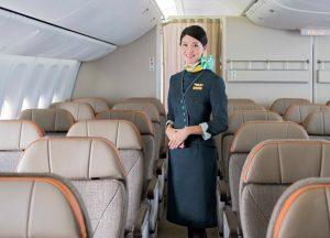 Quy định sức khỏe trên chuyến bay Eva Air