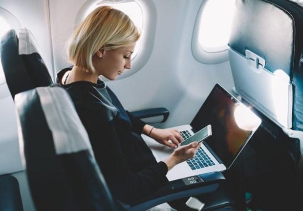 Quy định thiết bị điện tử trên các chuyến bay