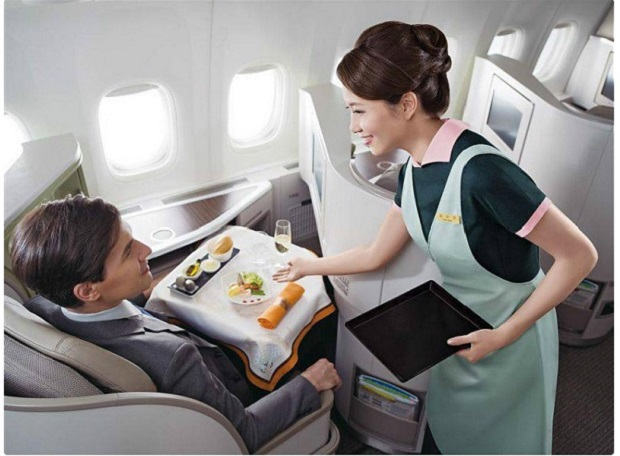Vé máy bay Eva Air giá rẻ