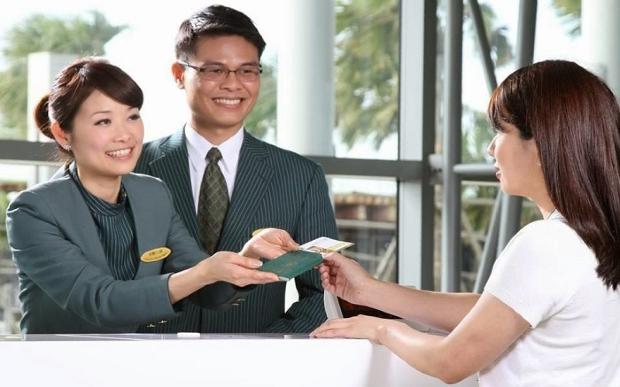 liên hệ tổng đài vé Eva Air tại Việt Nam