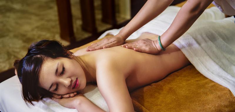 Khu massage Khách sạn Mường Thanh Lý Sơn