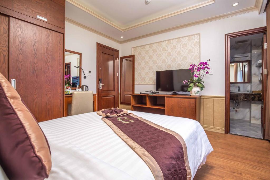 Phong standark Khách sạn roy dala đà lạt