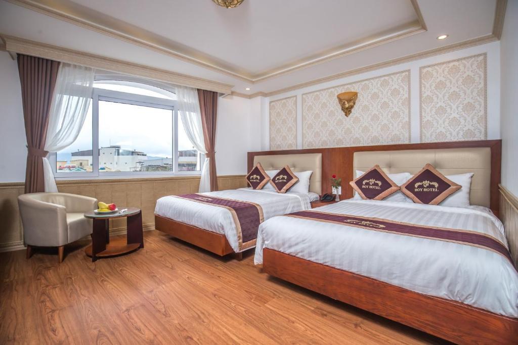 hạng phòng family Khách sạn Roy dala Đà Lạt
