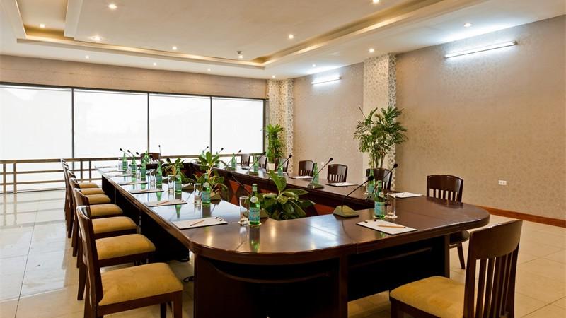 Phòng họp tại Khách sạn Mường Thanh Diễn Châu