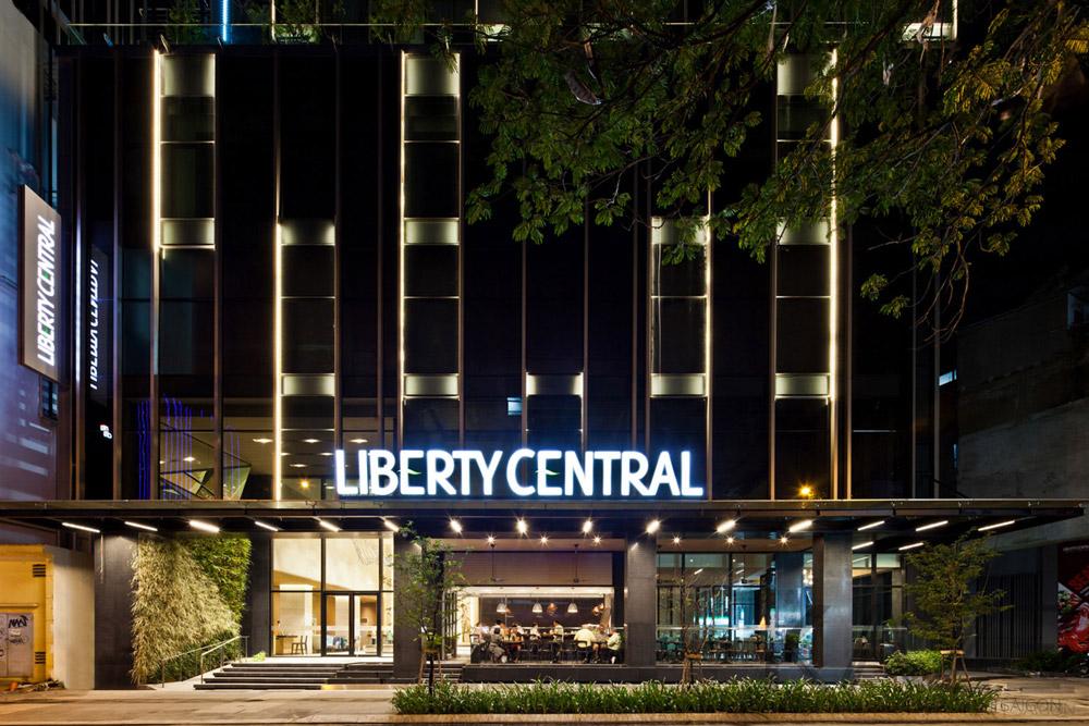 Khách sạn Liberty Central Saigon CityPoint  - Đặt phòng 4 sao giá tốt