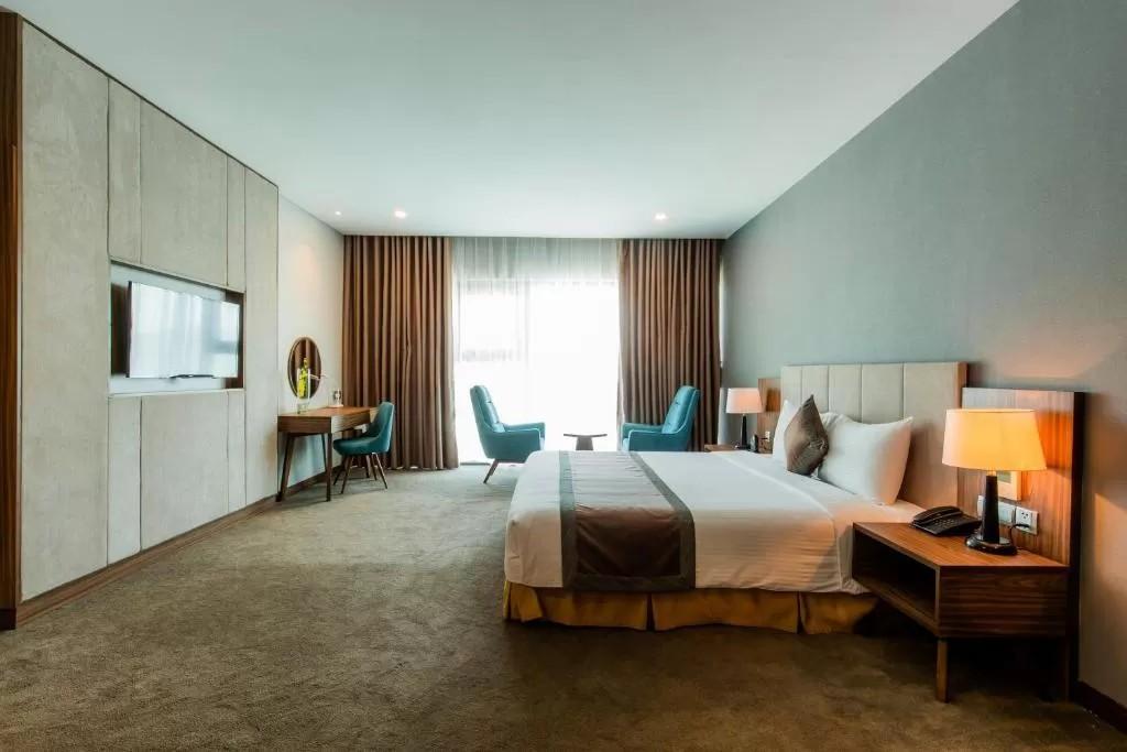 Phòng executive suite mường thanh luxury viễn triều nha trang