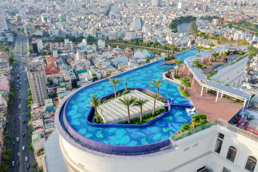 Đặt phòng La Vela Sài Gòn Hotel rẻ nhất