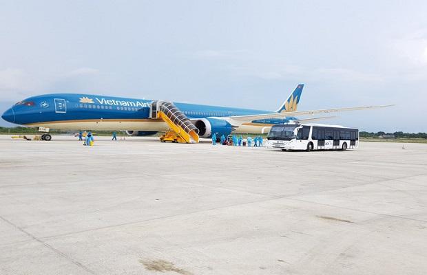 lưu ý vé máy bay từ Mỹ về Việt Nam tháng 4