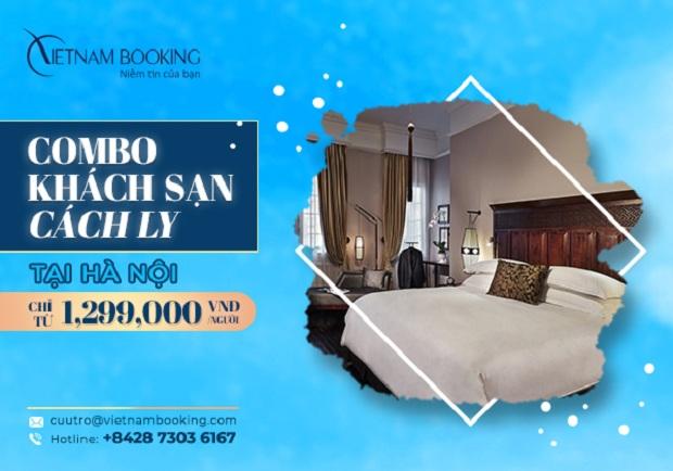 Đăng ký danh sách khách sạn cách ly tại Hà Nội ngay!