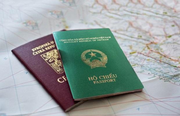 Chuẩn bị giấy tờ công văn thị thực đầy đủ